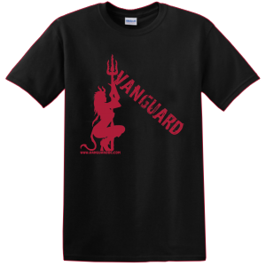 Vanguard DC t-shirt